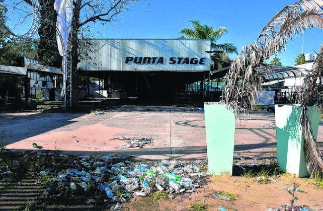 boliche. Las fiestas electrónicas estaban prohibidas en Arroyo Seco.