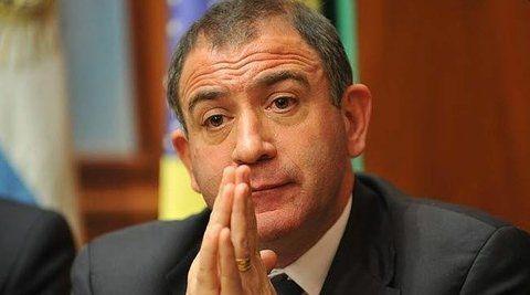 polémica. El embajador Luis Juez se desubicó con los ecuatorianos.