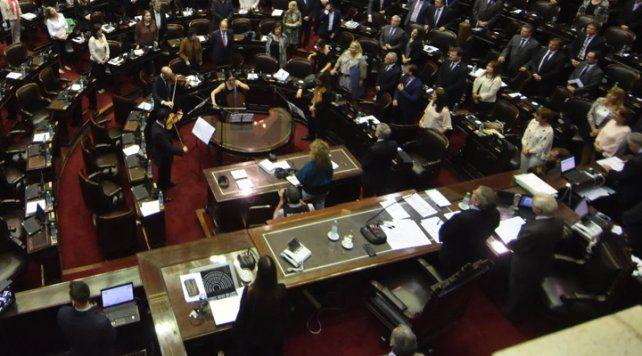 El oficialismo consiguió los dos tercios y arrancó la sesión especial que trata el desafuero a De Vido
