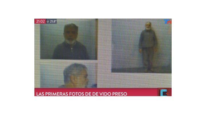 fichado. Julio De Vido fue trasladado anoche al penal de Ezeiza luego de entregarse en Tribunales.
