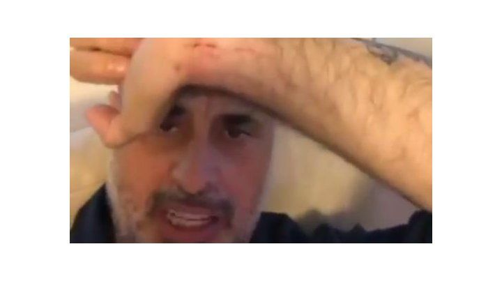 El consejo de Jorge Rial tras ser asaltado por dos motochorros que robaron su reloj