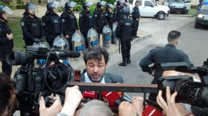 Rusconi descartó que De Vido hable y dijo que lo extorsionan para involucrar a exfuncionarios