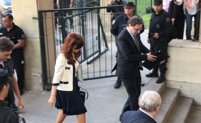 Cristina defendió el acuerdo con Irán y acusó a Bonadio de haber sido parte del encubrimiento