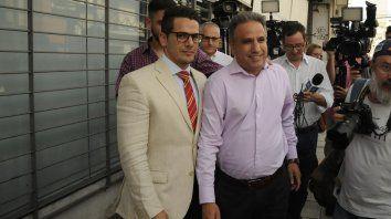 El jefe policial de Castellanos, Adrián Rodríguez, vio frustrada por tercera vez su audiencia imputativa.
