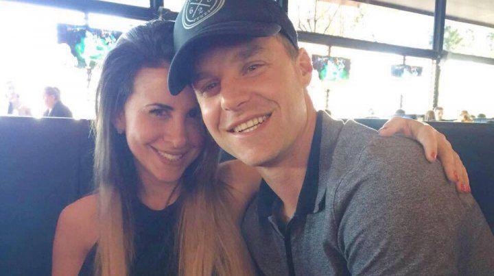Romance blanqueado. El Ruso Rodríguez está en pareja con la periodista Daniela Katz.