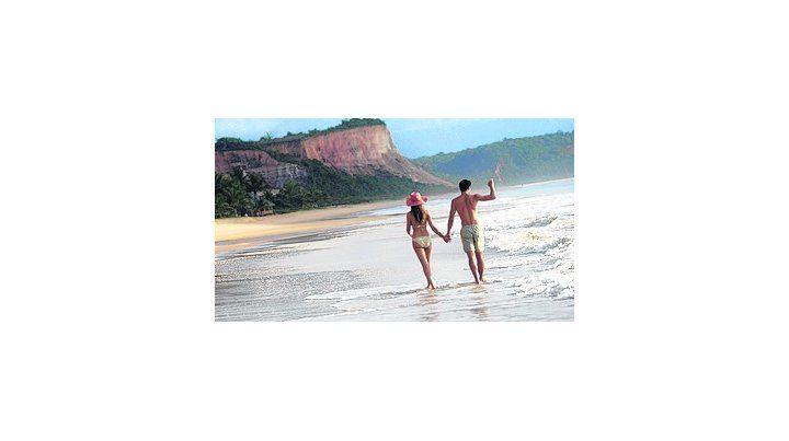 A solas con el mar. Club Med Trancoso