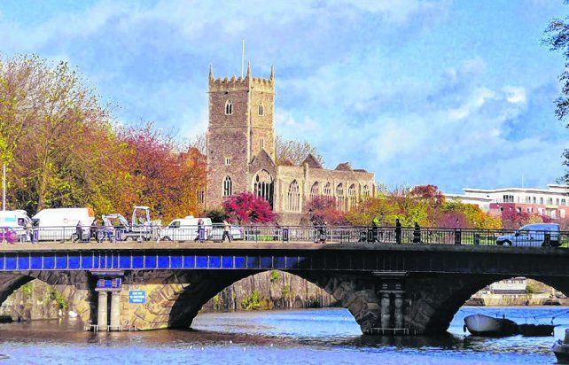 Elegancia. Bristol sufrió importantes daños durante los diversos bombardeos que sufrió en la Segunda Guerra Mundial.
