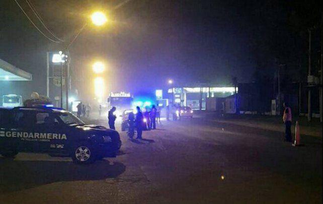 Tres hermanos fueron atropellados en la ruta 11 y el menor de ellos falleció