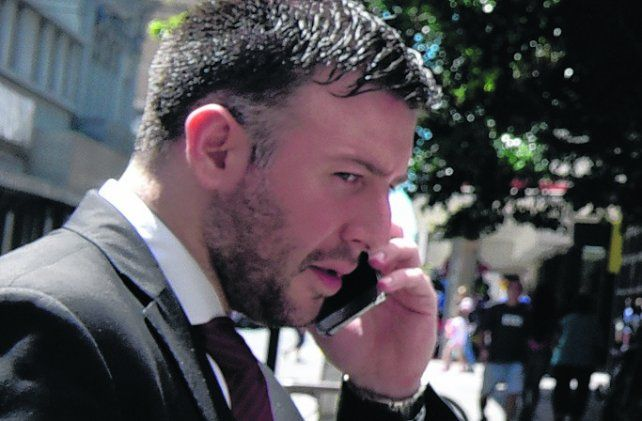 sospechado. El ex fiscal Fernando Rodrígo está siendo investigado.