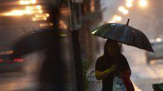 alerta a corto plazo para rosario y la region por tormentas fuertes y posible caida de granizo