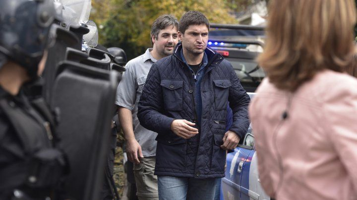 Pullaro habló esta mañana sobre el caso que tiene al comisario Rodríguez investigado.