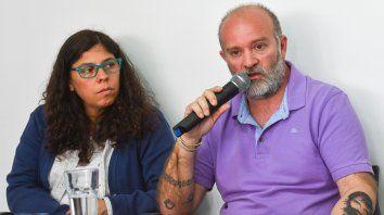 Sergio Maldonado, hermano de Santiago, inisitió con la teoría de que a su hermano lo mataron.