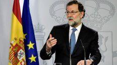 Mariano Rajoy, el presidente español.