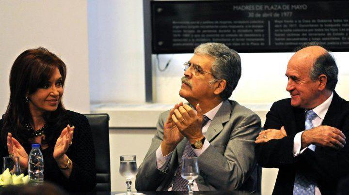 Defensa. Parrilli señaló que se cometió una gran injusticia con el arresto de De Vido.