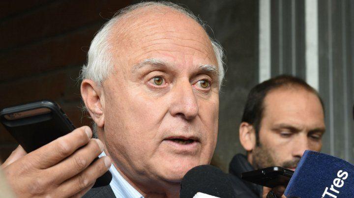 El gobernador habló acerca de la detención del ex vicepresidente.