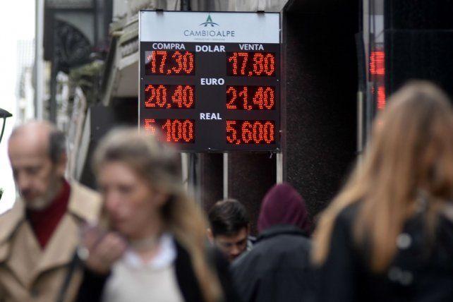Operaciones. El BCRA no intervino en el mercado cambiario.