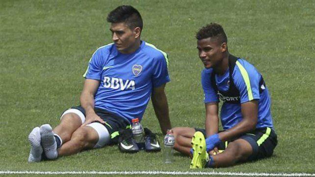 !Qué dupla! Paolo Goltz y Wilmar Barrios