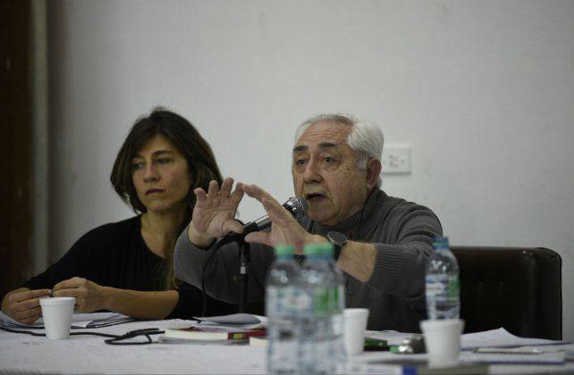 Debates. Natalia Romé (UBA) y Aldo Casas (Herramienta)