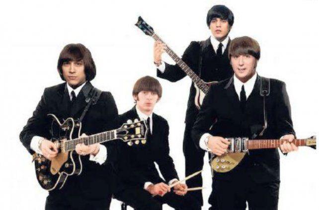 The Beats registró nuevas canciones y se convirtió en la única banda tributo