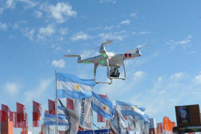 La utilización de drones permitirá confeccionar mapas de precisión en los cuales los infractores quedarán al descubierto.
