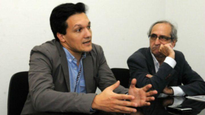 Diagnóstico. Lucas Arrimada es especialista en Derecho Constitucional.
