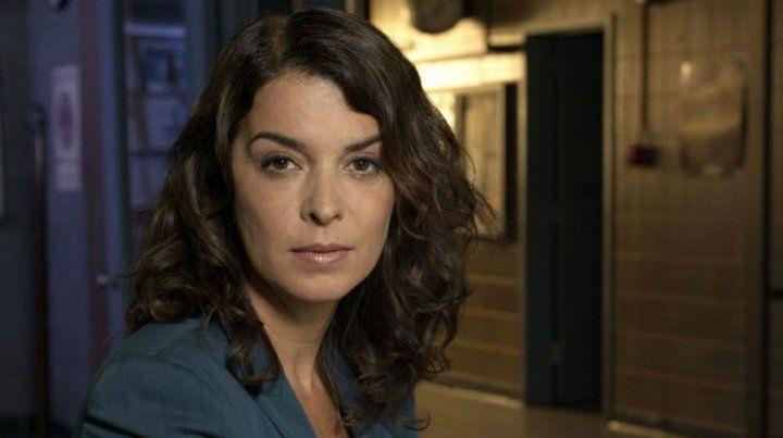 Mirada. En los 90 Sciorra desarrolló un premiado papel en Los Soprano.