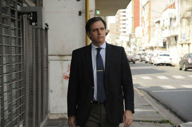 Fiscal regional. Carlos Arietti cuestionó el accionar de Roberto Apullán.