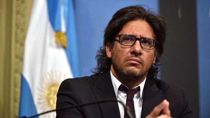 Garavano relevó que la Secretaría de Derechos Humanos evaluó constituirse como querellante en el caso Santiago Malonado