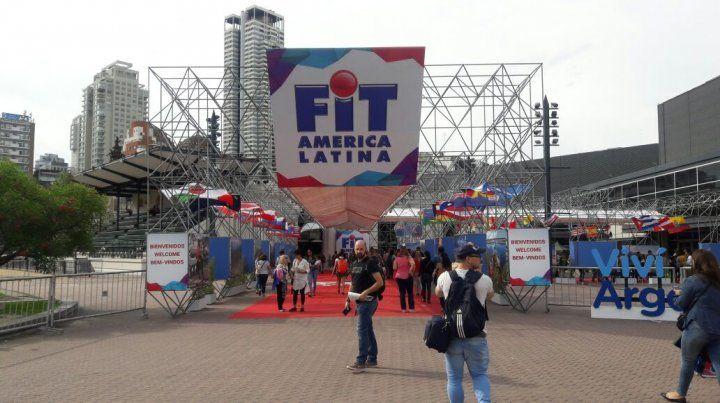 FIT 2017: Santa Fe expone sus atractivos turísticos en la vidriera del mundo