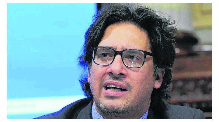 elogios. Garavano destacó la labor del nuevo juez del caso y de la fiscal.