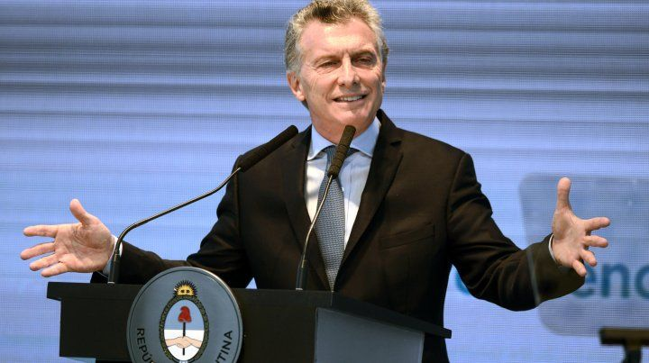 El presidente Maurcio Macri presentó los ejes de gestión del gobierno nacional.
