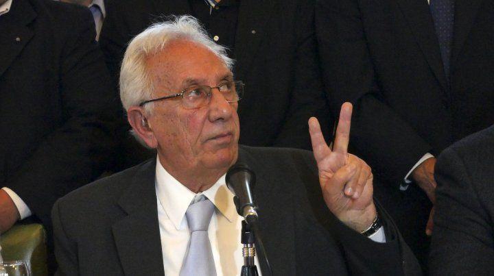 El presidente del bloque de diputados nacionales del Frente para la Victoria