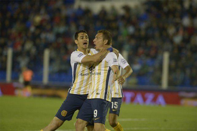 Ruben se sacó la mufa y marcó el empate, pero Central sigue sin ganar en la Superliga