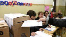 masiva excusacion de autoridades de mesa para las elecciones