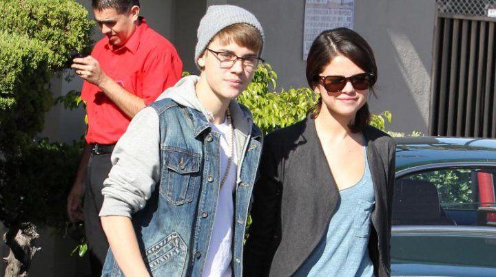 Selena Gómez se separó de su novio y pasó el fin de semana con Justin Bieber