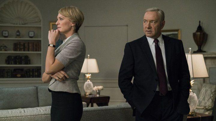 Tras el escándalo con Kevin Spacey, Netflix anunció el final de House of cards