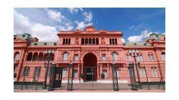 la casa rosada recibio una amenaza de bomba cuando el presidente estaba en tortugas