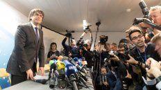 puigdemont dice desde bruselas que no busca asilo politico pero demanda garantias para volver