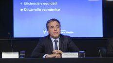 dujovne anuncio una amplia reforma para reducir la presion tributaria en cinco anos