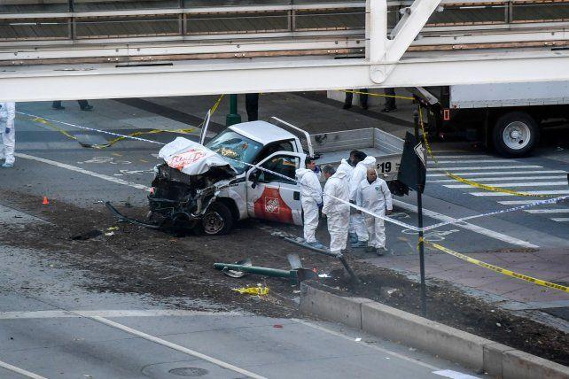 El alcalde de Nueva York dijo que se trató de un ataque terrorista