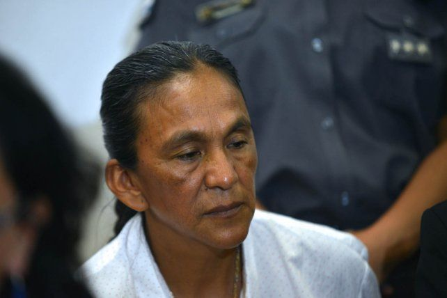 Todavía no se sabe si Sala permanecerá internada unos días más en el lugar o si volverá a la cárcel.