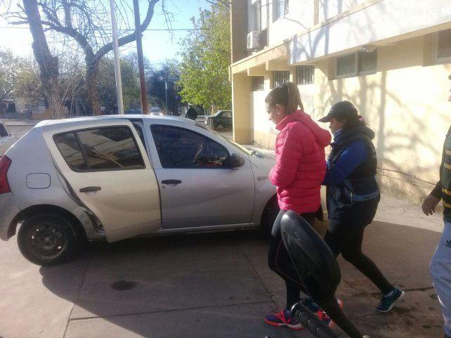 Julieta Silva está acusada de atropellar y matar a su novio rugbier Genaro Fortunato a la salida de un bar en Mendoza.