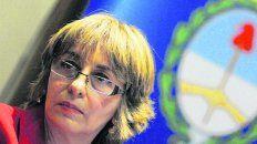 saliente. La dimisión de Gils Carbó se hará efectiva el 31 de diciembre.