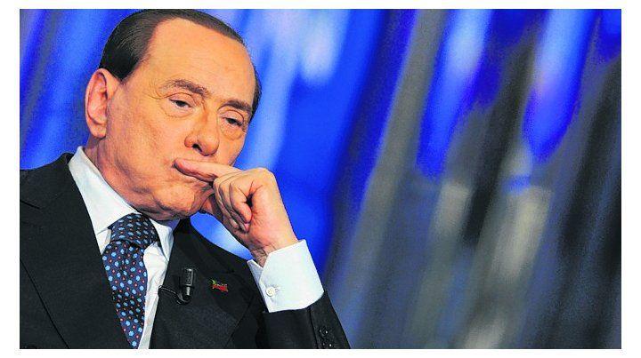 Sospechoso. La fiscalía de Florencia investigará al tres veces premier.