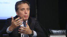 Reforma. El ministro de Hacienda, Nicolás Dujovne, quiere discutir con las provincias por Ingresos Brutos.