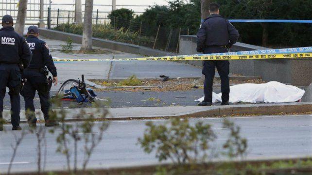El número de víctimas fatales ascendió en Nueva York a ocho.