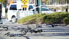 el estado de salud del rosarino que vive en estados unidos y resulto herido en el atentado