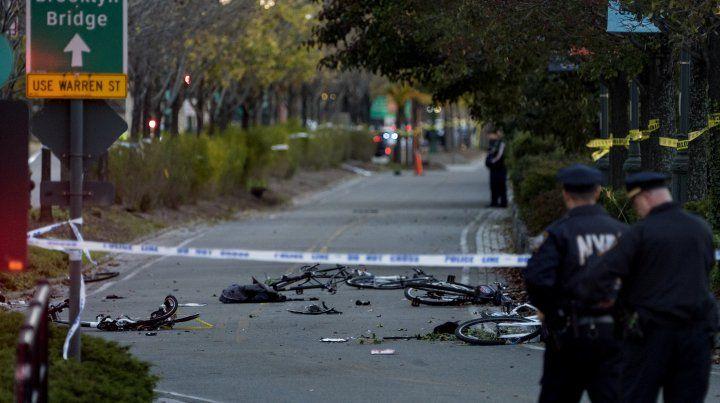 Familiares de las víctimas del atentado en Nueva York piden que se respete su dolor