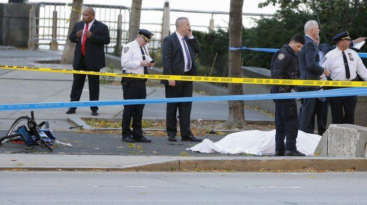 La policía de Nueva York reveló que el ataque fue planeado durante semanas