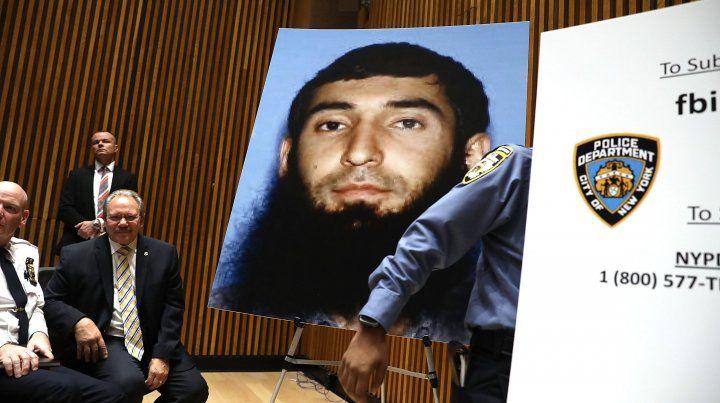 El terrorista que mató a cinco rosarinos en Nueva York dijo estar orgulloso de lo que hizo